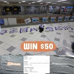 Win $50 + OzBargain T-Shirt or 1 of 2 OzBargain T-Shirts Weekly from OzBargain