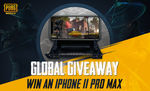 Win 1 of 5 iPhone 11 Pro Max from PUBG Mobile
