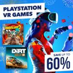 [PS4] PlayStation VR Game Deals - Borderlands 2 VR $32.35, Batman Arkham VR $13.34 & More @ PlayStation Store