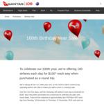 Los Angeles/San Francisco to Australia $200 USD (~$295 AUD)  Return @ Qantas Airways