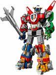 30% off Selected LEGO Sets - Voltron 21311 $202.99 @ LEGO Shop