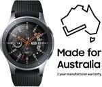 Samsung Galaxy Watch 46mm Bluetooth - Silver $298 Delivered @ Amazon AU