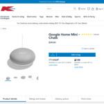 Google Home Mini $39 @ Kmart