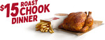 Whole Chicken, Large Chips, Gravy - $15 @ Red Rooster (in Store)