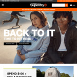 20% off Full Priced Items @ Superdry