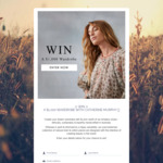 Win a $1,000 Wardrobe from Catherine Murphy