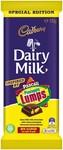 ½ Price Chocolate Family Blocks: Cadbury 150g-180g Varieties $2.50, Nestle 170g-180g Varieties $2.25 @ BIG W