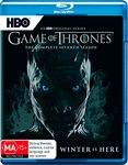 Game of Thrones: Season 7 (Blu-Ray) $12.50 + Delivery ($0 with Prime/ $39 Spend) @ Amazon AU