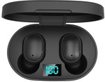 E6S Bluetooth 5.0 TWS Earphones Siri LED Power Display Binaural Call $6.69 US (~ $11.72 AU) Shipped @ GeekBuying