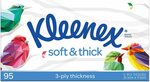 KLEENEX Facial Everyday Soft & Thick Facial Tissues, 95 sheets - $2 + Delivery ($0 with Prime/ $39 Spend) @ Amazon AU