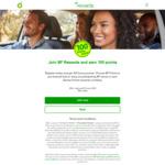 BP Rewards Sign up Bonus 100 Points