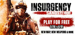 [PC] Steam - Insurgency: Sandstorm Free to play weekend (5 days) + $19.97 if you decide to buy it (50% off RRP) - Steam