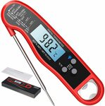 SVANZE Digital Instant Read Meat Thermometer $14.99 + Delivery ($0 with Prime/ $39 Spend) @ SWANZE Amazon AU