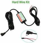 Hardwire Kit 11.6V- 5V Adapter Micro USB Power Cord for Dash Cam $15.60 Delivered @ SydneyCarSecurity eBay