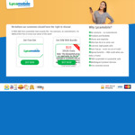 Free SIM Starter Pack from LycaMobile