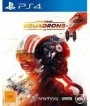 [XB1, PS4] Star Wars Squadrons (Pre-Order) $48 Harvey Norman