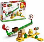 LEGO Super Mario Piranha Plant Power Slide Expansion Set 71365 $33 + Delivery ($0 with Prime/ $39 Spend) @ Amazon AU