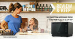 Win 1 of 6 Panasonic 4-in-1 Convection Microwave Ovens Worth $1,299 from Panasonic