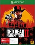 [XB1, PS4] Red Dead Redemption 2 $39 (Was $69) @ BigW