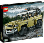 LEGO Technic: Land Rover Defender Collector's Model Car (42110) $224.99 Delivered @ Zavvi