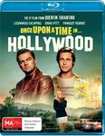 50% off Select Blu-Ray - Once Upon a Time in Hollywood $9.71, Spectre $9.09, Saving Private Ryan $6.99 @ Amazon AU