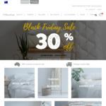 Black Friday Sale: 30% off Storewide @ Woolstar