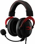 HyperX Cloud II - Pro Gaming Headset $99.84 + Shipping ($0 with Prime) @ Amazon UK via AU