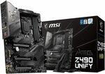 MSI MEG Z490 Unify Intel ATX Gaming Motherboard $378.93 + Shipping (Free with Amazon Prime) @ Amazon US via AU