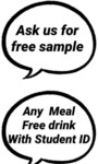 [VIC] Free Drink for Students with Meal Purchase @ Mantap Delicious Chicken, Melbourne Central