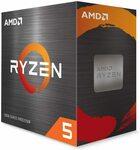 AMD Ryzen 5 5600X CPU $428.71 + $10.86 Delivery (Free w/Prime) @ Amazon US via AU