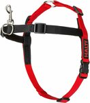 Halti Front Control Dog Harness (Black/Red) Medium $21.75 (Was $38) + Delivery ($0 with Prime/ $39 Order) @ Mkst Dist Amazon AU