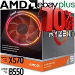 [eBay Plus] AMD Ryzen 9 3900X CPU $638.10 Delivered @ gg.tech via eBay