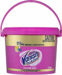 Vanish Napisan Gold Pro Oxi Stain Remover Powder 2.7kg $15 / $13.50 (Sub & Save) + Delivery ($0 with Prime / S&S) @ Amazon AU