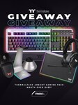 Win a Thermaltake Argent Gaming Kit Worth Over $800 from Mwave