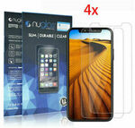 [eBay Plus] Free - 4x Nuglas Tempered Glass Screen Protectors for iPhones $0 Delivered @ Best for Apple eBay