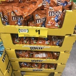M&M'S Pretzel 130g $1 @ Woolworths (Selected Stores Only)