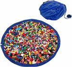 Toy Storage Bag with Play Mat for Kids $15.40 + Delivery ($0 with Prime/ $39 Spend) @ TEBCTW Amazon AU