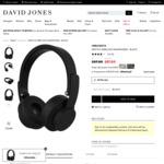 URBANISTA Seattle Wireless Headphones - Black $39.90 (Was $199) + Shipping @David Jones