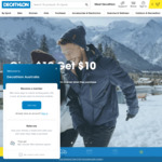 Decathlon Referral: $10 Coupon with $70 Minimum Spend for Referee, $10 Coupon for Referrer after Referee's Purchase