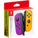 [Switch, eBay Plus] Switch Joy-Con Pair (5 Styles/Colours) $89.10, Ring Fit Adventure $89.10 Delivered @ Big W eBay