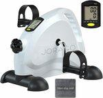 JORAGO Exercise Pedal Bike $45.99 (Was $99.99) Delivered @ Jorago via Amazon AU