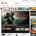 SimCity Limited Edition AU$26.96 from Origin India (Download Only) + FREE EXTRA EA GAME