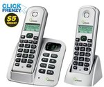 Oricom ECO700-2 Digital Answer Machine Handsfree Cordless Phone: 2 Handsets: $29.99 [Click Frenzy]
