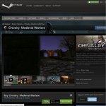 Chivalry: Medieval Warfare $6.24 USD + Free Weekend