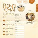 Free Samples from Bondi Chai
