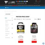Protein Price Drop! Get 10% OFF a selected range of Protein Powders!