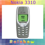 Original Nokia 3310 Unlocked GSM Phone Refurbished US $12.74 Delivered @ AliExpress