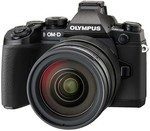 Olympus OMD E-M1 with PRO Lens (12-40mm F2.8) $1590 after Cashback and Coupon Code @ Teds