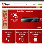 Target Harbour Town SA Closing down Further 50% off All Discounted Prices