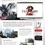Guild Wars 2 50% off. $24.99 USD